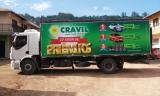 Caminhão Cravil